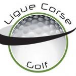 Logo de la ligue corse de golf
